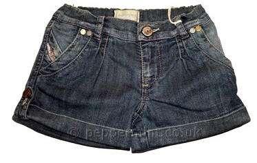 shorts diesel peppermint