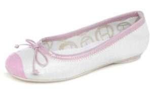 bailarina rosa blanca