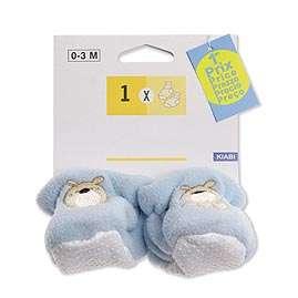 zapatillas azules bebe
