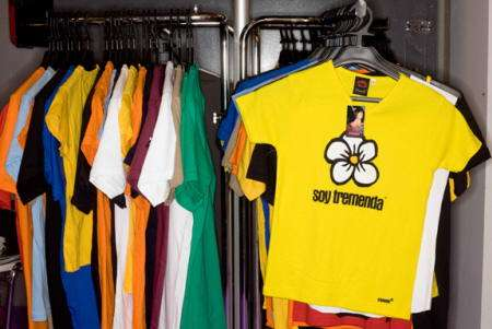 camisetas semana moda madrid