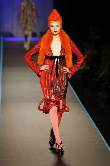 jean paul gaultier semana moda paris verano 2009 3