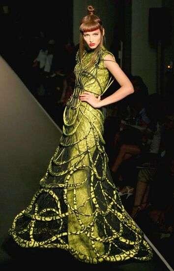jean paul gaultier semana moda paris verano 2009