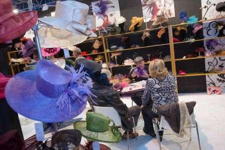 sombreros semana moda madrid