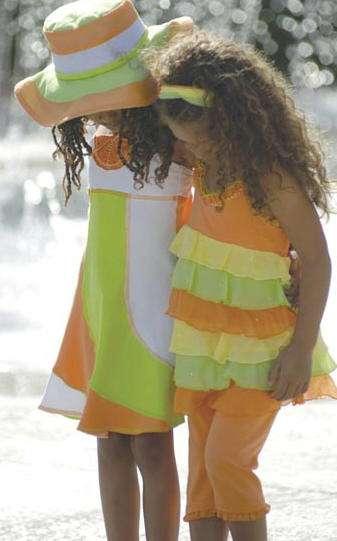 amarillo naranja verde kate mack