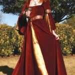 traje medieval 1