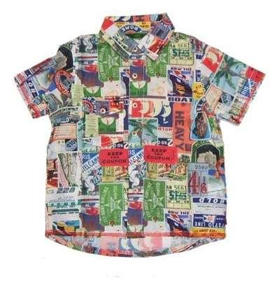 camisa comic plumetas