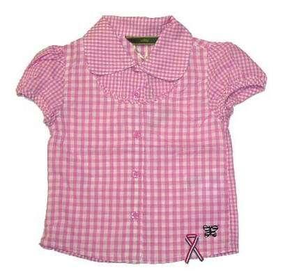 camisa niña plumetas