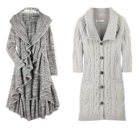 Abrigos de lana para mujer