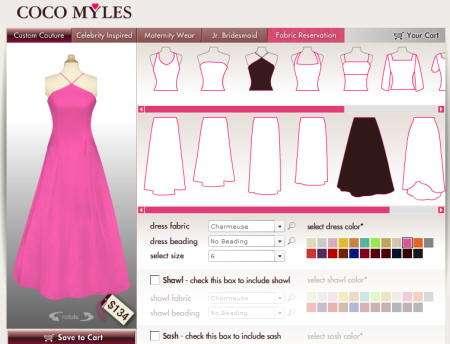 diseña tu propio vestido de quince años - estás de moda: revista de