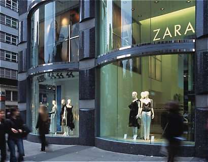 Tienda de ropa: Zara Zara
