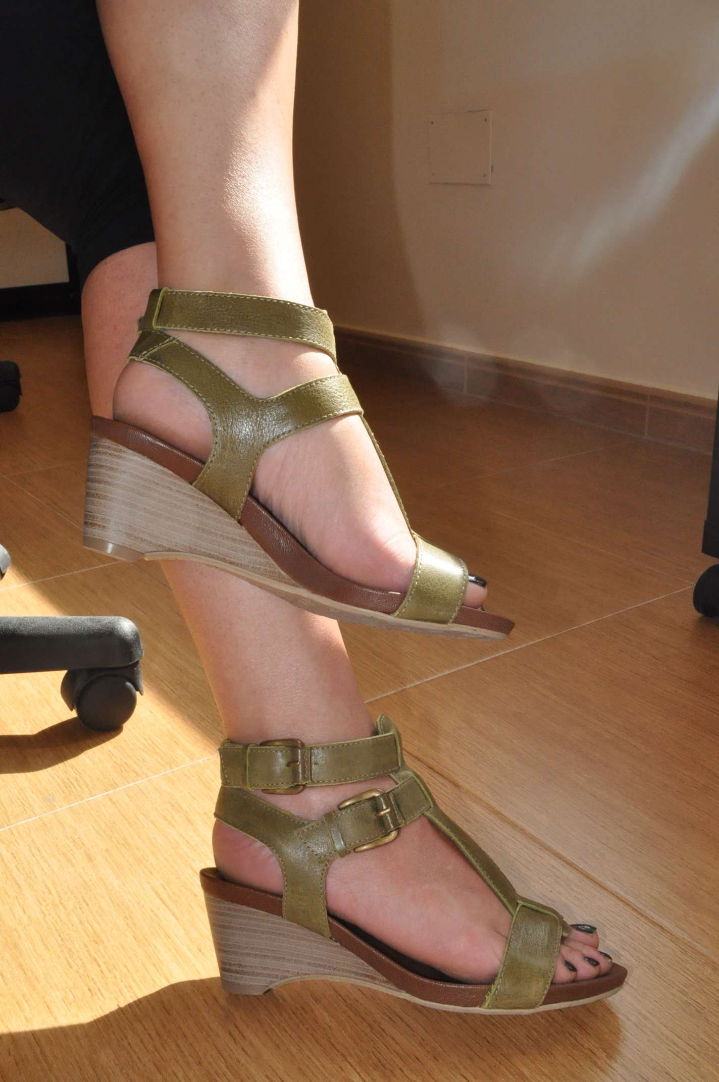 zapatos de Estefanía Marco