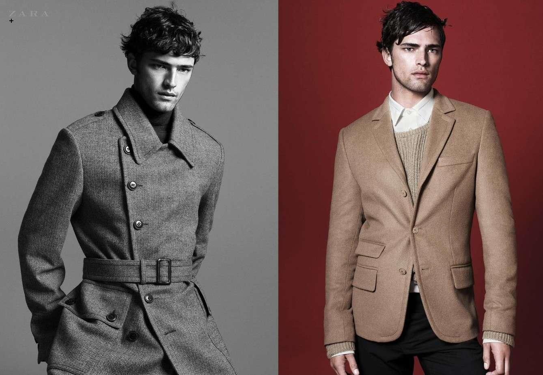 Moda hombre  Zara otoño invierno 2010 2011 - Estás de Moda  Revista ... 291a002b44f