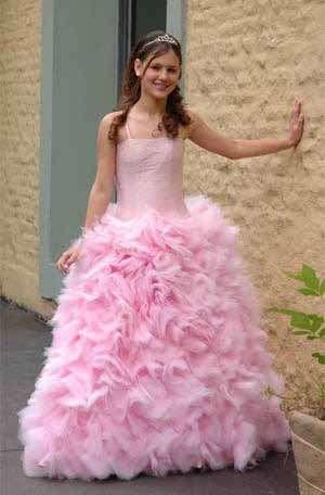 32fadb59e Fotos de vestidos de 15 años clasificadas por color