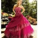 vestido fucsia 1