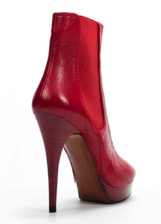 De Invierno Para Este Rojos Moda Botines ModaRevista Estás KclFJT1