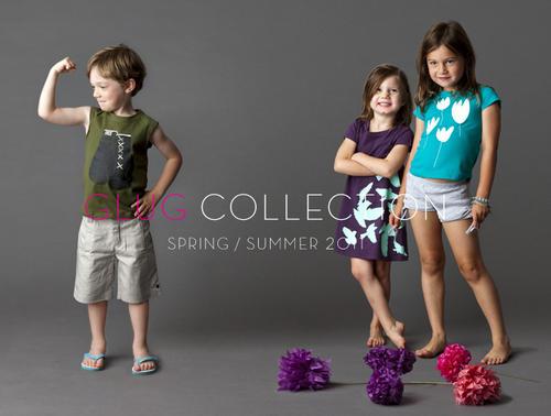 39cdbc29d Colección infantil de Glug primavera verano 2011 - Estás de Moda ...