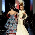 Jean Paul Gaultier Haute Couturecolección primavera verano 2011