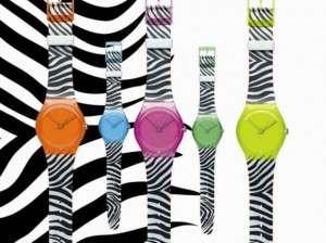 La nueva colección de Swatch