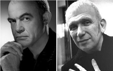 Christian Lacroix y Jean Paul Gaultier