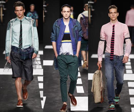12951c47d Moda para hombre en Milán: las tendencias del próximo verano - Estás ...