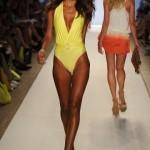 El amarillo otro color de moda para 2012