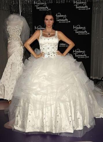 la versión low cost de los vestidos de novia kim kardashian cuesta