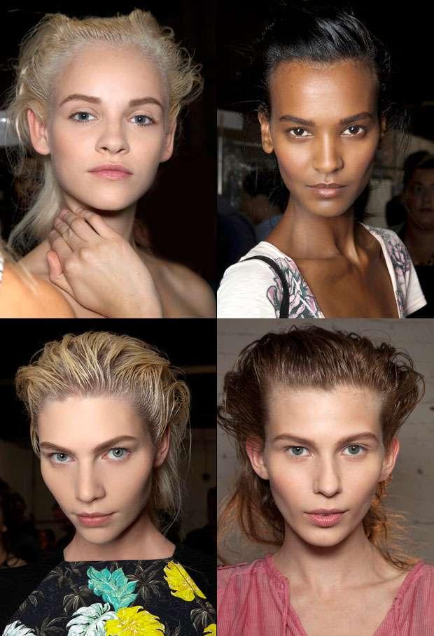 Diferentes versiones peinados rockeros Galería de tendencias de coloración del cabello - Peinados rockeros - Estás de Moda: Revista de moda para ...