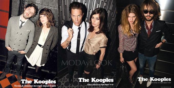 vestir en pareja the kooples couples