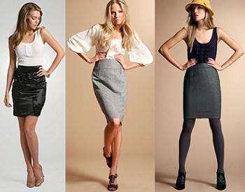 af28b40827c6b La falda lápiz o falda de tubo nunca ha dejado de estar de moda. Desde que  Christian Dior la lanzara allá por los años 40