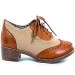 Zapato años 20