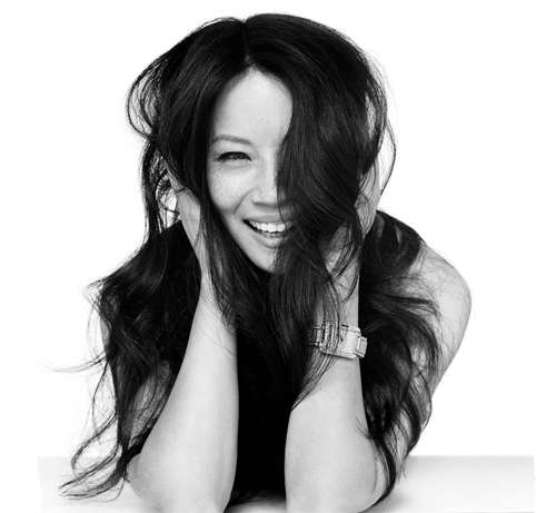 16 04 2012 Lucy Liu David Bailey para Cartier 2012