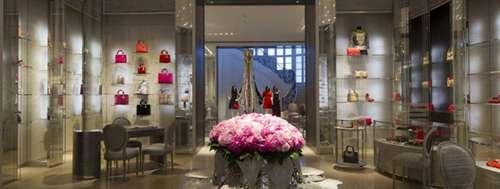 Dior Taipei complementos