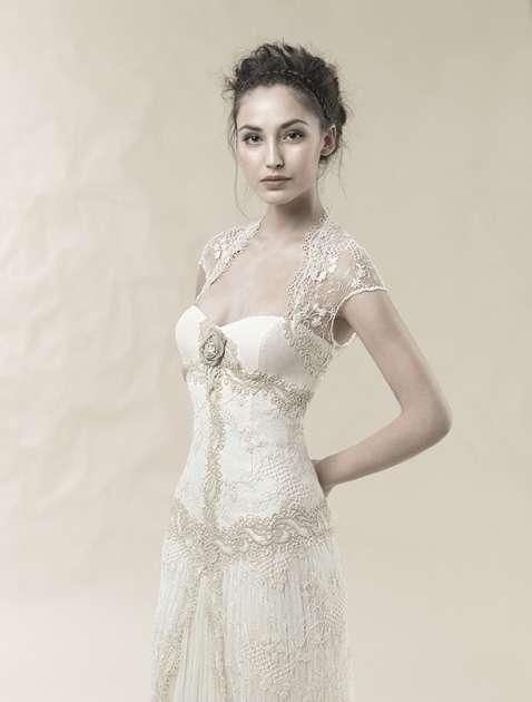 Vestidos de novia de corte vintage - Estás de Moda: Revista de moda ...
