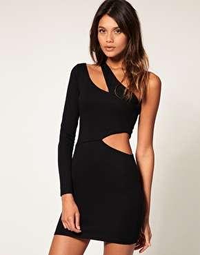 vestido-ajustado-negro
