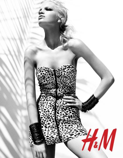 Daphne Groeneveld HM Summer 2012 roy fire nyc fashion 3
