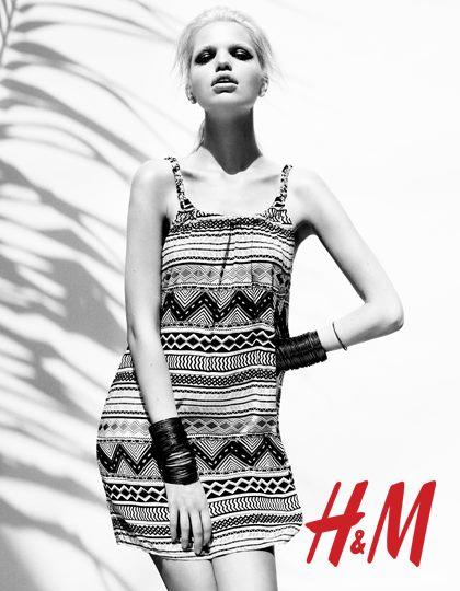 Daphne Groeneveld HM Summer 2012 roy fire nyc fashion 6
