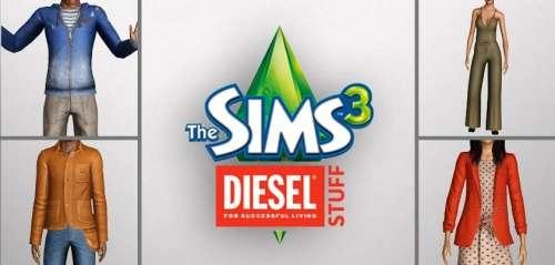 ropa diesel sims