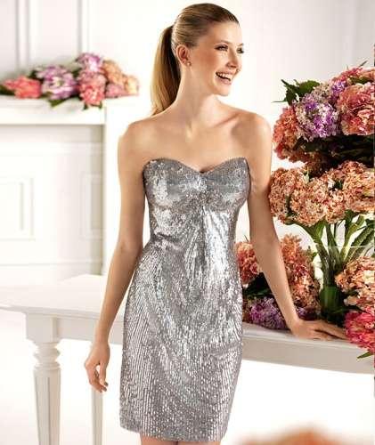 vestidos cortos pronovias 2013