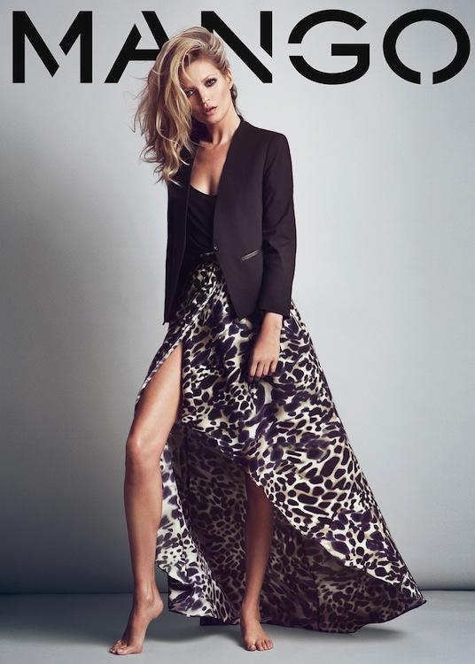 Kate Moss para la próxima campaña otoño-invierno de H&M