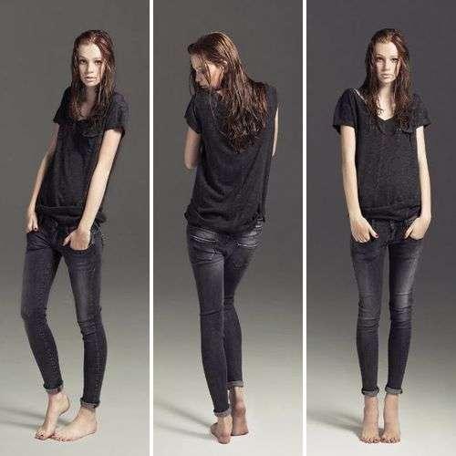 Jeans para la temporada 2012 2013.