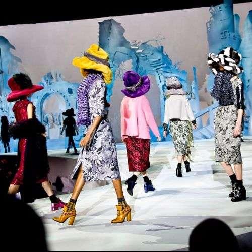 Semana de la moda de Nueva York Primavera/Verano 2013