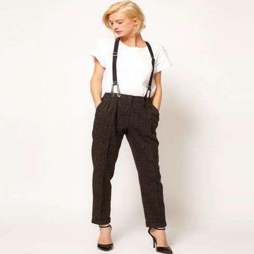 Boyfriends Style, una de las tendencias para el Otoño 2012 1