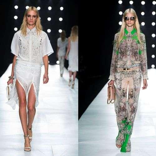 Cavalli presenta su colección primavera/verano 2013