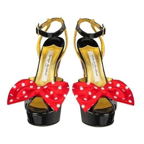 Una colección de moda inspirada en Minnie Mouse