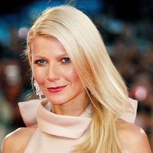 Gwyneth Paltrow  es considerada la más elegante por la revista People
