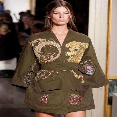 Pucci en la Milan Fashion Week Primavera Verano 2013