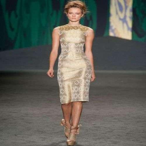 Desfile de Vera Wang en la Semana de la Moda de Nueva York