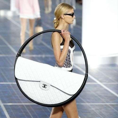 Karl Lagerfiel presenta una nueva colección para Chanel