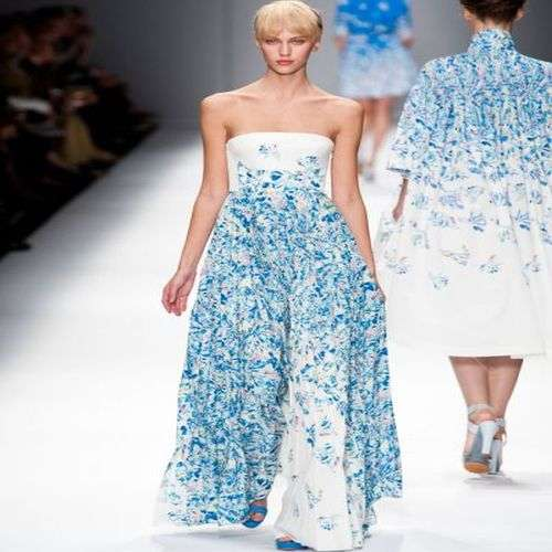 Tendencias en colores y estampados para la primavera 2013