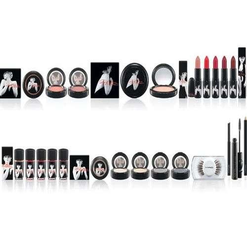 Nueva linea de cosméticos MAC en honor a Marilyn Monroe